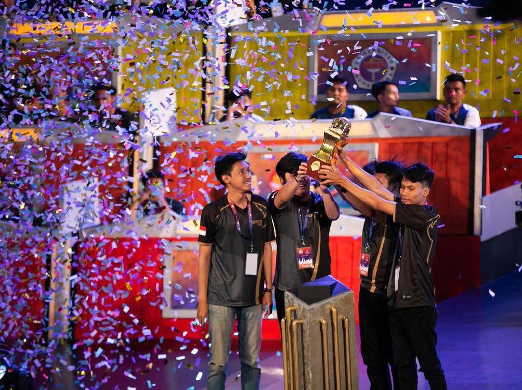 Ini Dia Juara PUBG Mobile Campus Championship 2019
