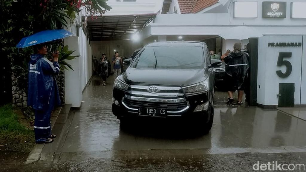 Kantor Pengacara di Surabaya Jadi Sasaran KPK