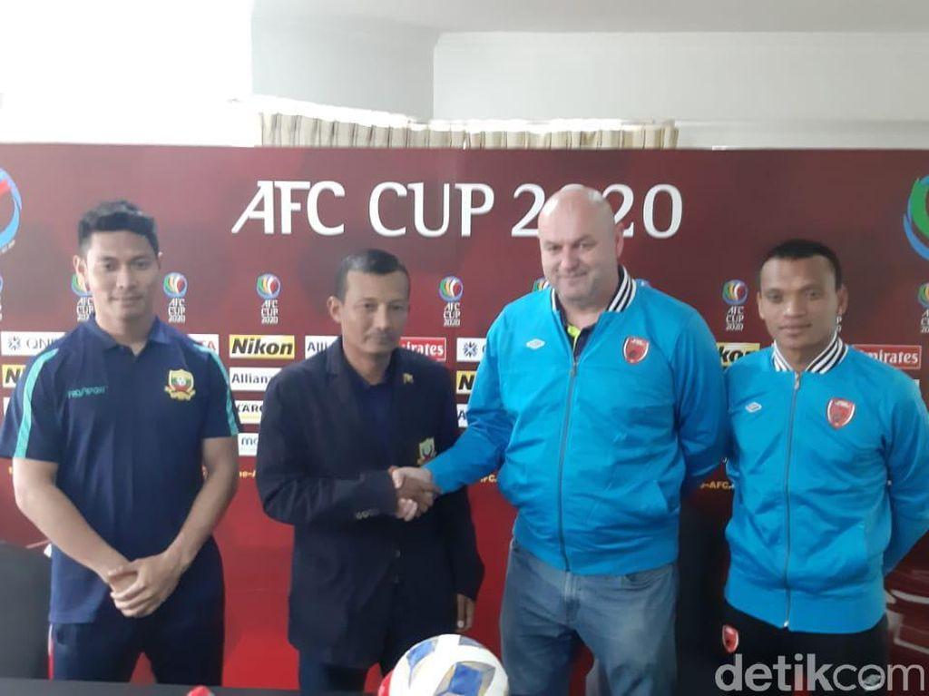 Jadwal Siaran Langsung PSM Makassar Vs Shan United