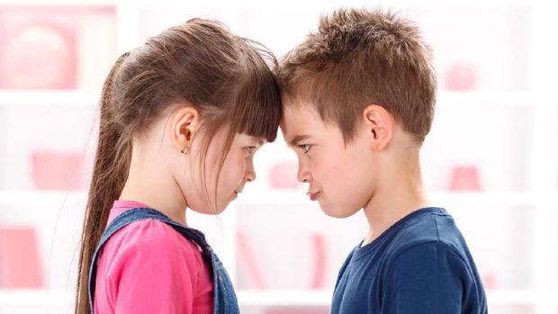 Ilustrasi sibling rivalry