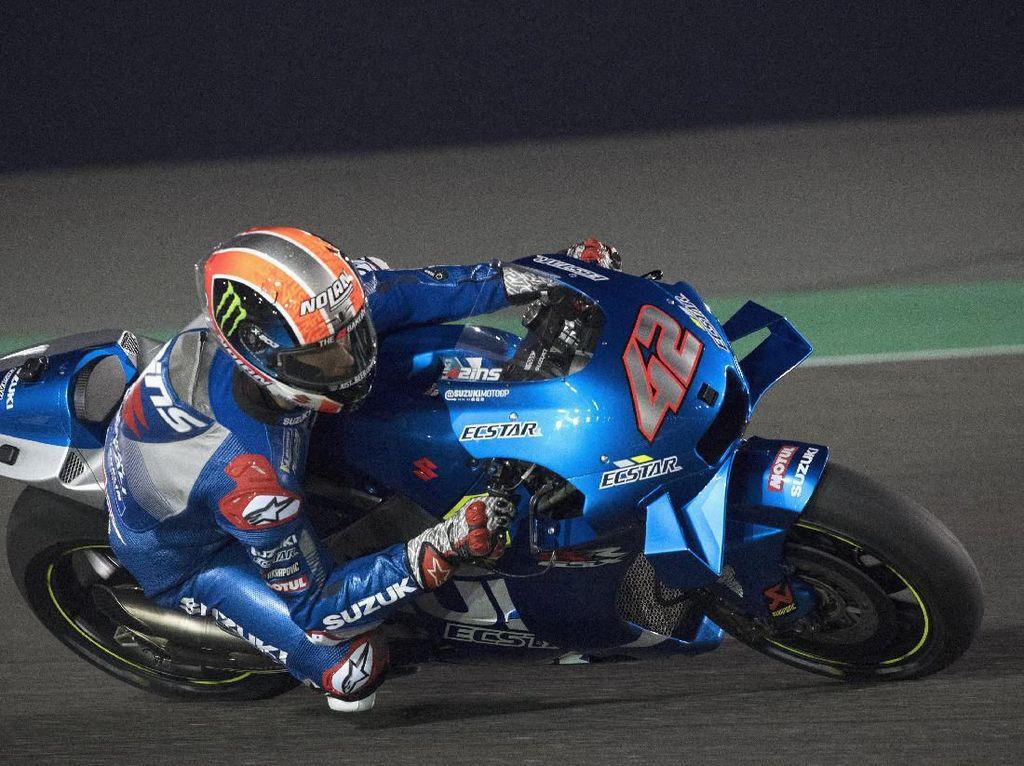 Pebalap Sedih Seri Pembuka MotoGP Batal