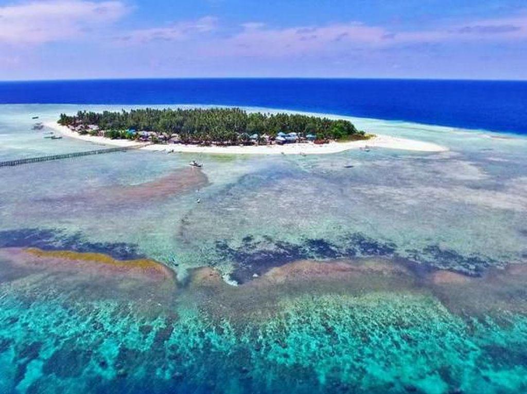 Bukan Jawa, Ini Pulau Terbesar di Indonesia dan Luasnya