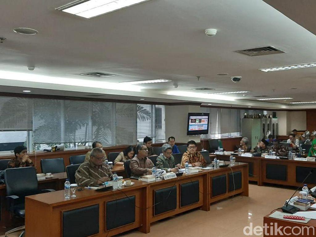 Wamenkeu Rapat soal Dana Otsus Papua Bareng DPD