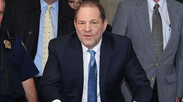 Harvey Weinstein, Produser Bertangan 'Tuhan' Jadi P