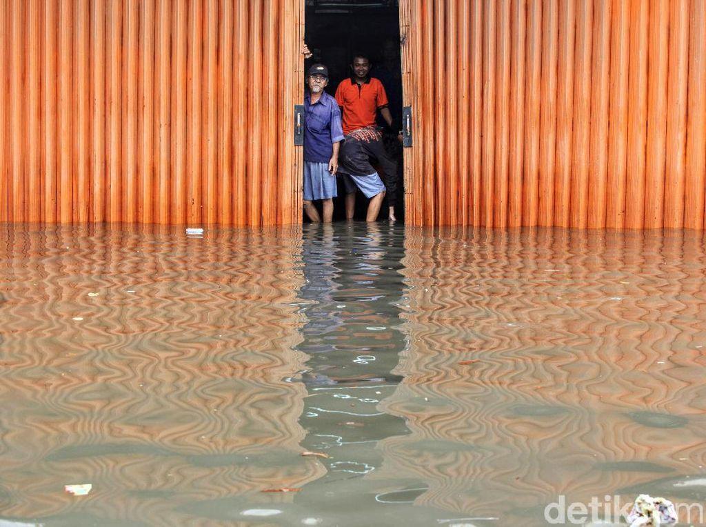 Banjir, Sidang Gugatan Korban Banjir vs Anies Ditunda