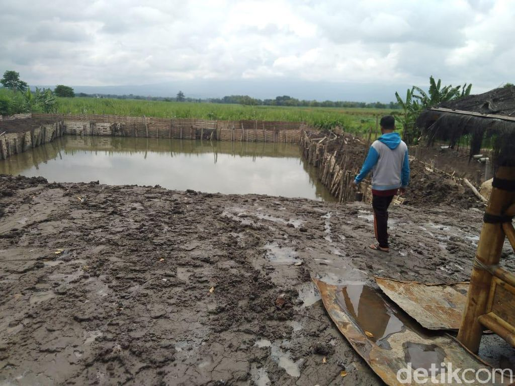 BPCB Jatim Yakini Petirtaan Majapahit di Jombang Membentuk Taman Sari