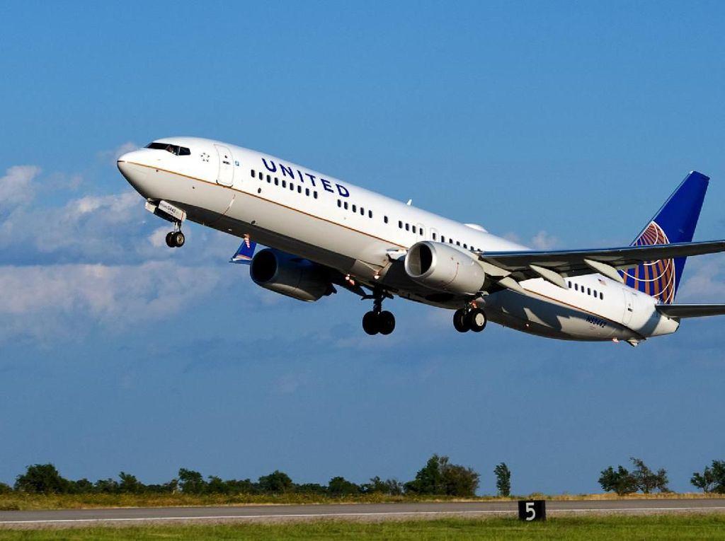 Maskapai Amerika Mulai Tambah Jadwal Penerbangan ke China