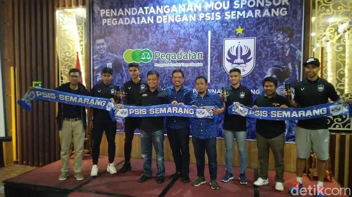 PSIS Semarang teken kerja sama dengan Pegadaian