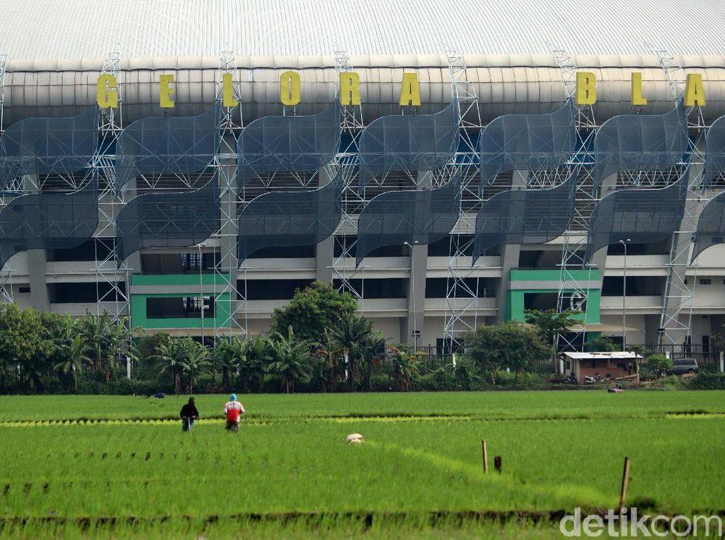 Gandeng Kejaksaan Agung, Serah Terima Stadion GBLA Segera Dilakukan