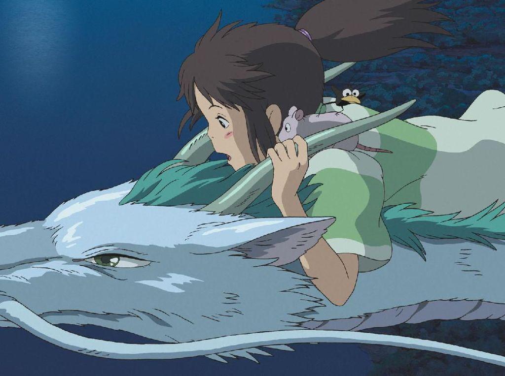 Hore! Spirited Away Hayao Miyazaki Bakal Diadaptasi ke Panggung Musikal