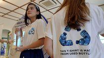 Kolaborasi Grab dan Aqua Kelola Sampah Plastik
