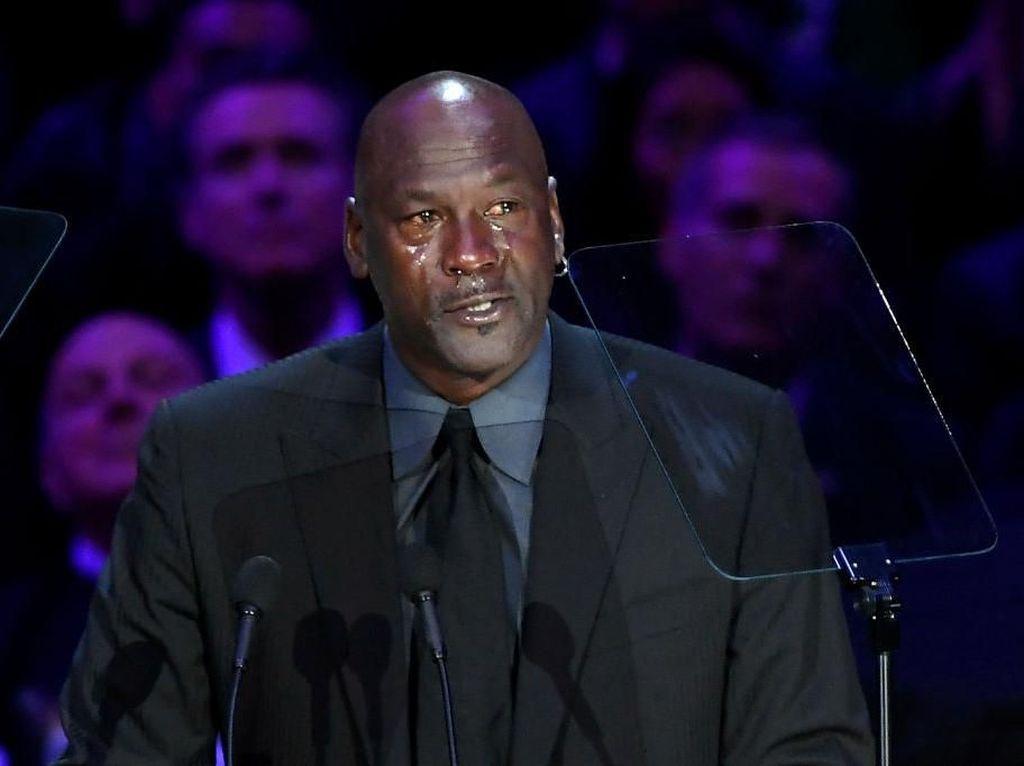 Michael Jordan Donasikan Rp 1,4 Triliun untuk Kesetaraan Ras