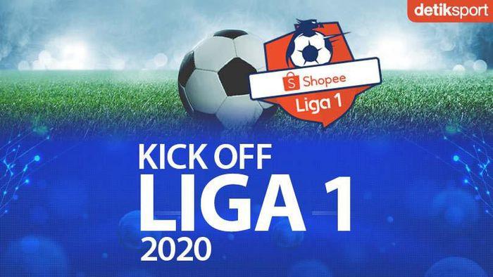 Kick-off Liga 1 2020
