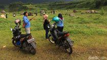 Edan! Ranu Manduro di Mojokerto Diserbu Ribuan Pelancong