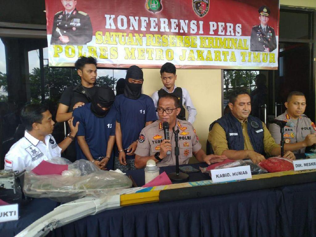 Polisi Sebut Penyerangan AEON Mall Jakarta Garden City Aksi Spontanitas