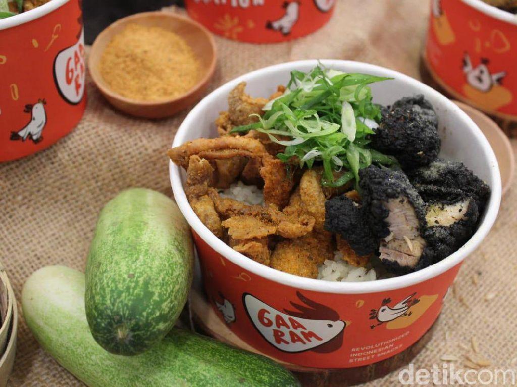 Nasi dan Lauk Komplet, Ini 5 Rice Bowl Racikan Para Artis