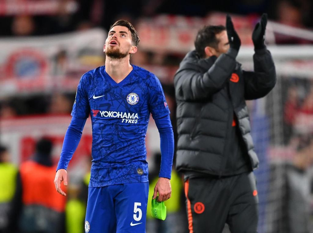 Nasib Jorginho Suram di Chelsea, Gara-garanya Pandemi Corona