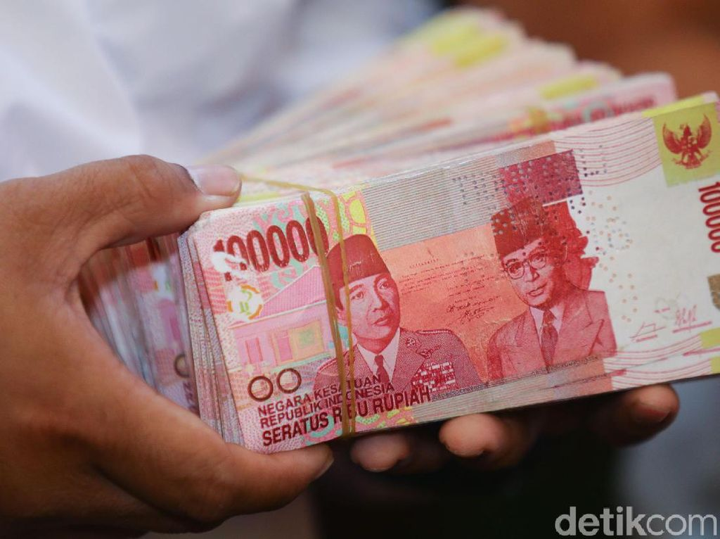Duh! Rupiah Palsu Paling Banyak Ditemukan di Jawa
