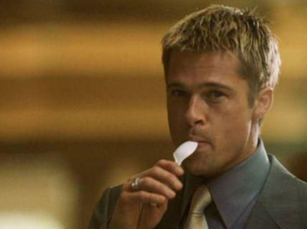 Ternyata Brad Pitt Harusnya Jadi Bintang Utama American Psycho