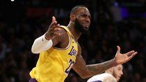 Juara NBA, LA Lakers Bernilai Rp 64 Triliun