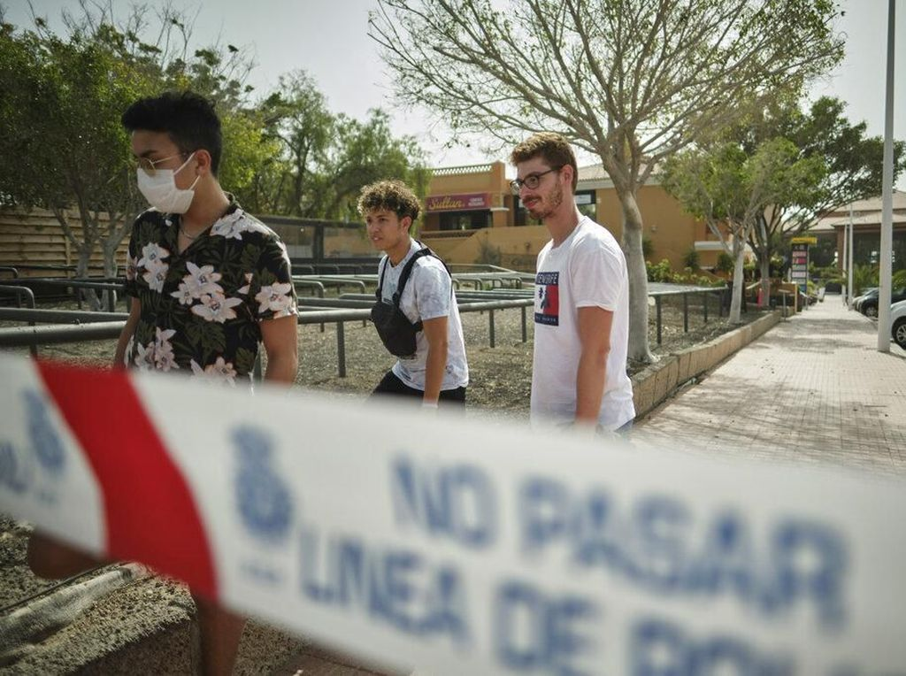 Belanda Konfirmasi Kasus Virus Corona Usai Warganya Pulang dari Italia