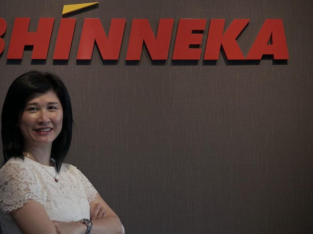 Bhinneka Punya Chief of Commercial & Omnichannel Baru