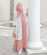 Ibu Hamil Tengok Inspirasi 5 Model Busana Hijab Untuk Kondangan Minggu Ini