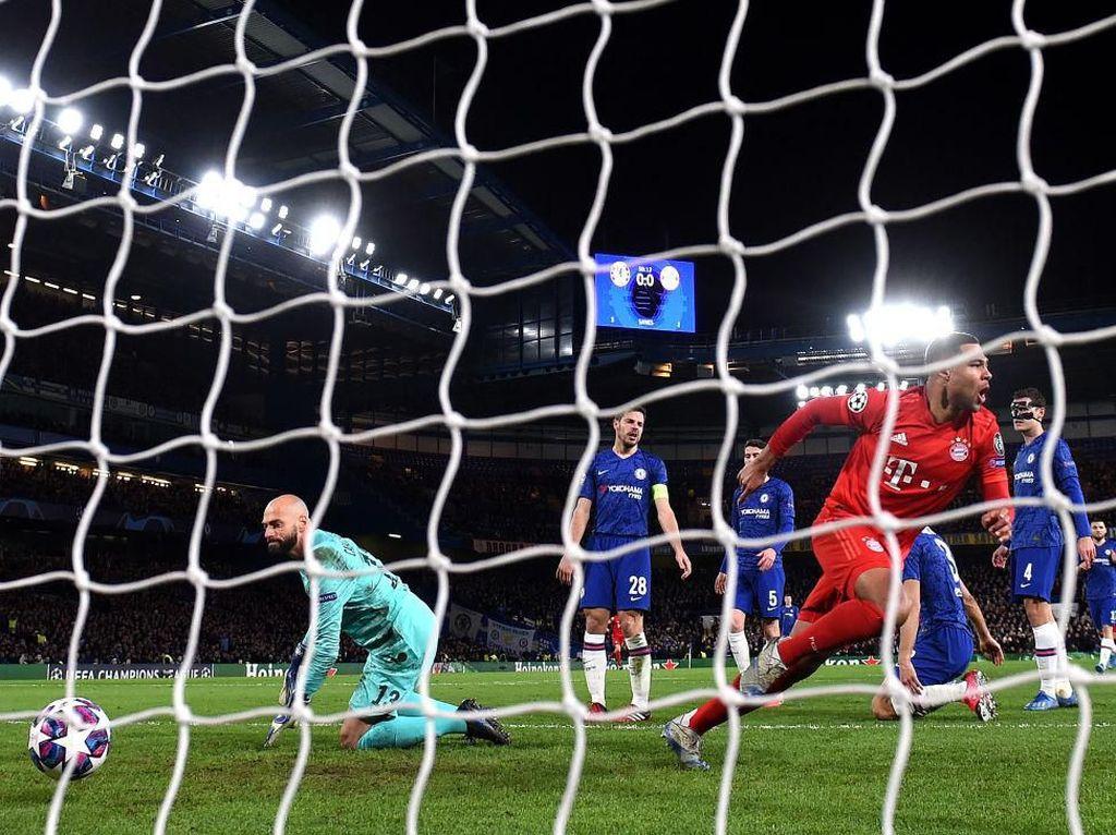 Chelsea Vs Bayern: Lihat Lagi 3 Gol di Gawang Si Biru