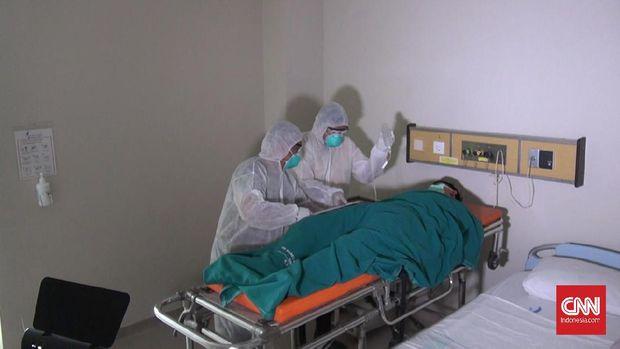Menko PMK: Penyebab Meninggal Pasien Suspect Corona Rahasia