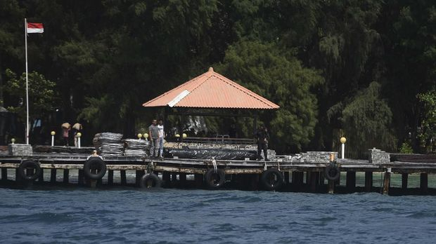 Observasi di Sebaru Kecil, Warga Pulau Seribu Minta Jaminan