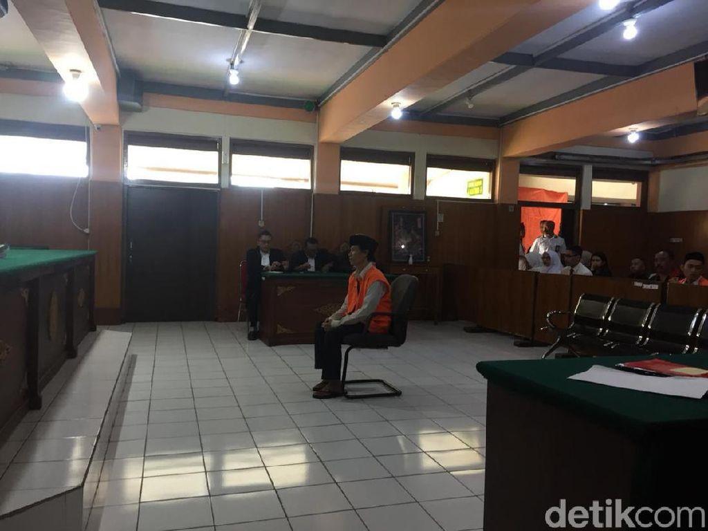 Sugeng Pemutilasi Asal Malang Divonis 20 Tahun Penjara