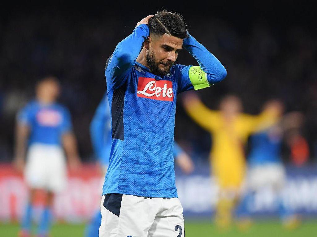 Pisah dari Raiola, Insigne Tunjuk Totti sebagai Agen?