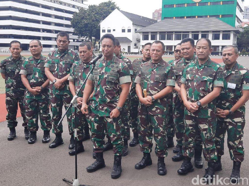 Hukuman Disiplin Bagi Letkol Sandi Gegara Surat Intoleransi