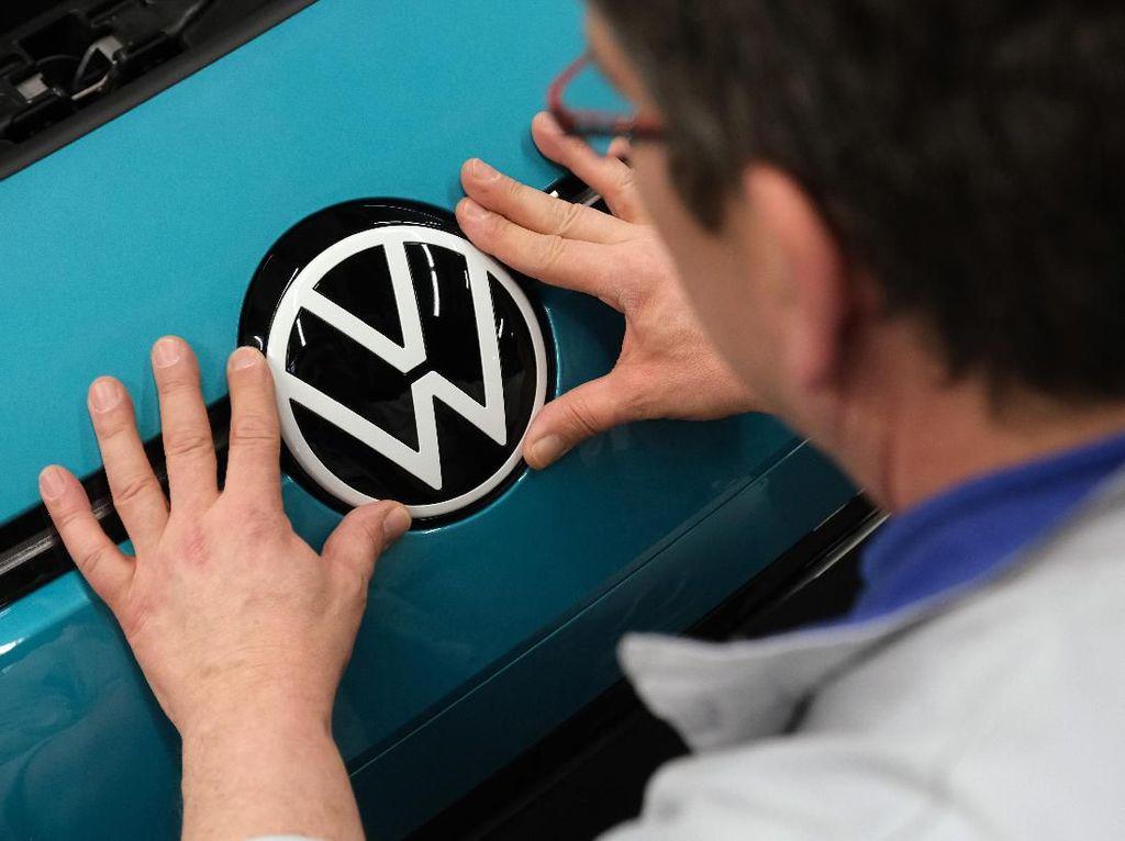 Hadapi Pandemi, Volkswagen Ganti Bos
