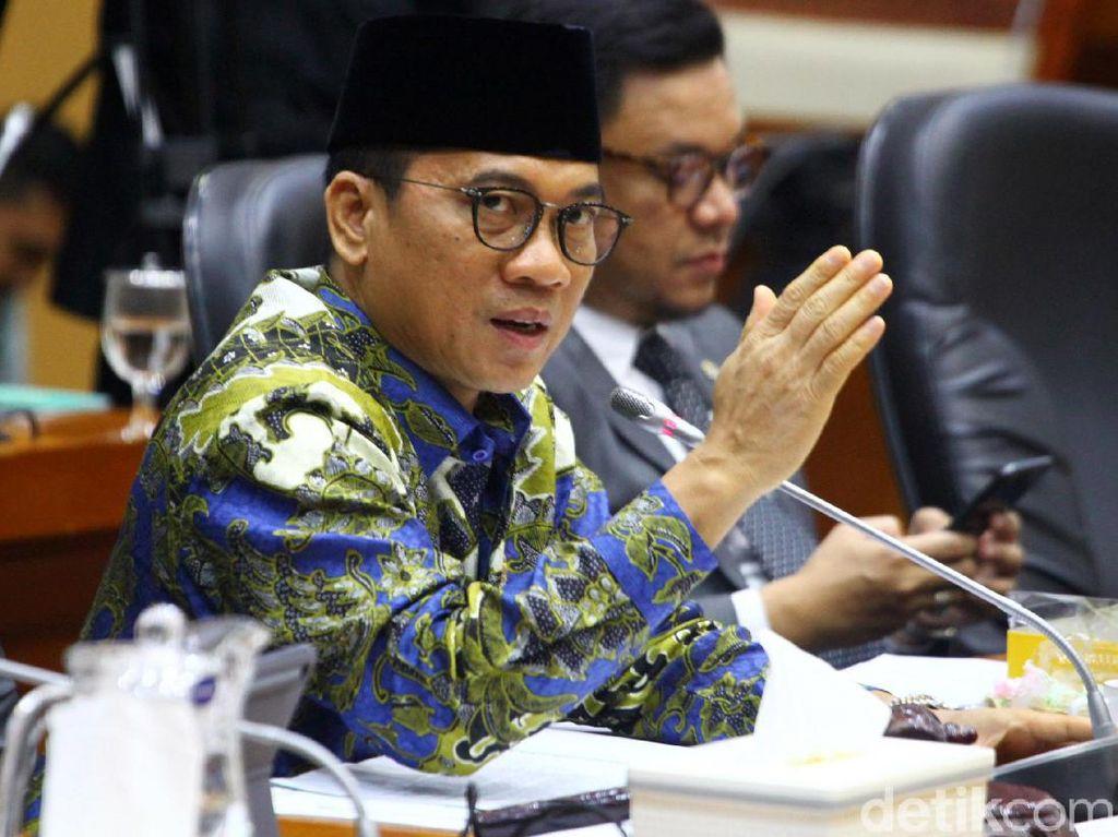 Komisi VIII DPR Setujui Transfer Dana Haji Rp 7,1 M-Tambahan Anggaran Pesantren