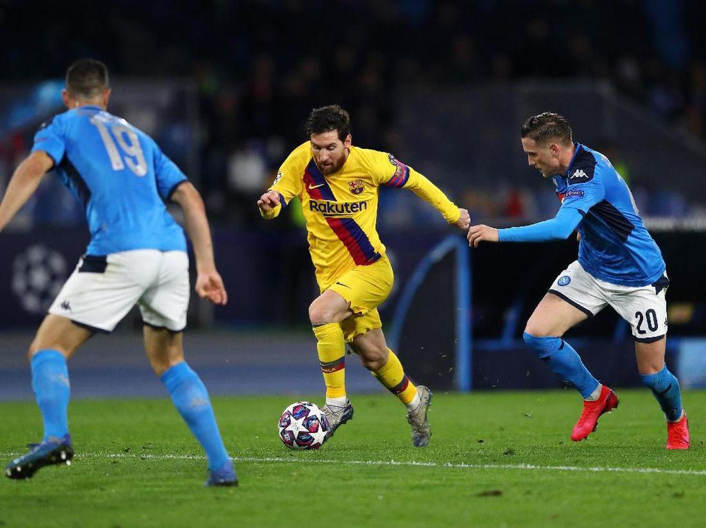 Gattuso: Serangan Barcelona Bahkan Hampir Tak Menggelitik
