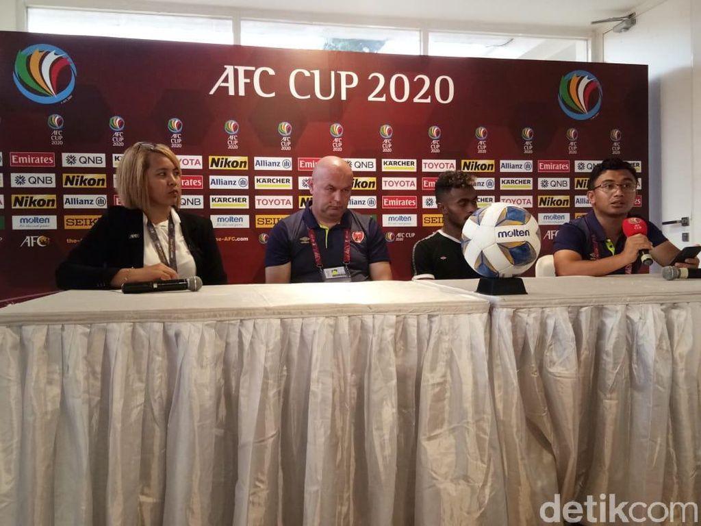 PSM Makassar dan Shan United Tak Tampilkan Permainan Terbaik