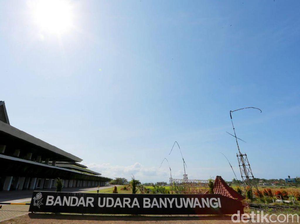 Pertama di RI! Bandara Banyuwangi Pakai Teknologi Pendeteksi Wajah