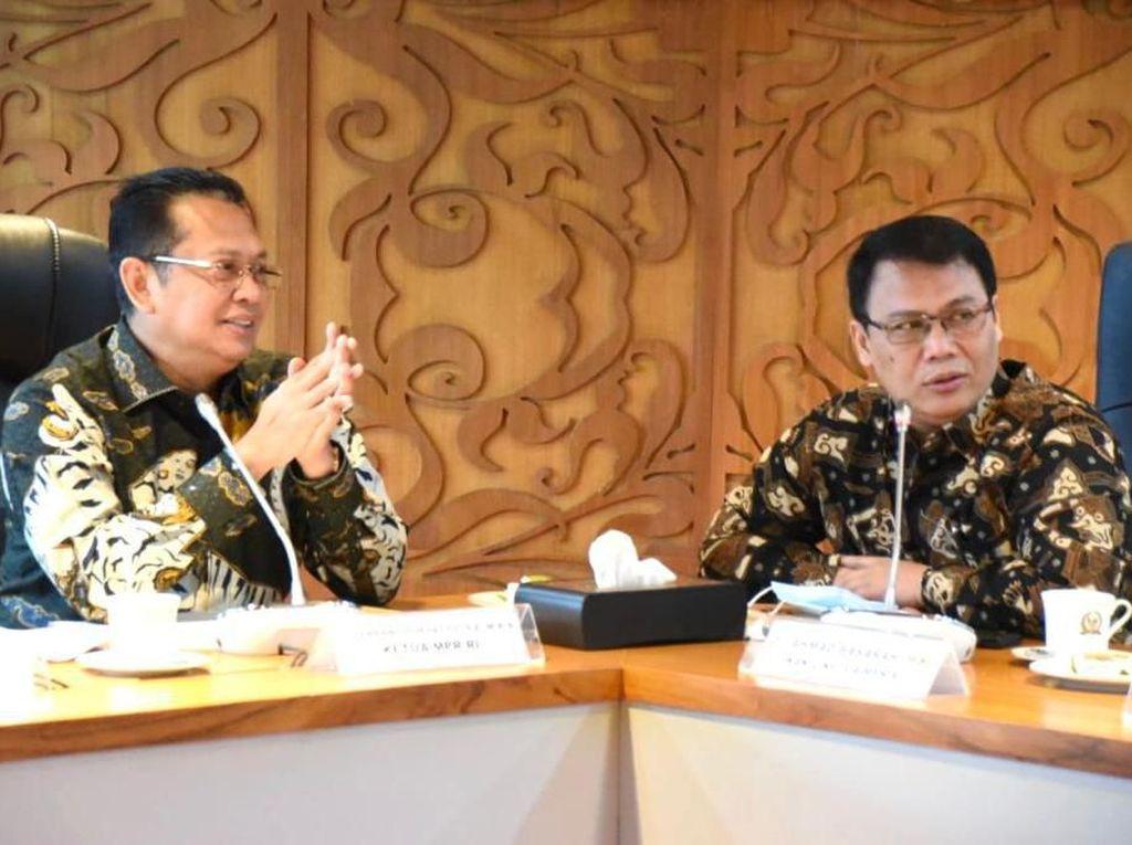 Ketua MPR Beberkan Tugas Besar Komisi Kajian Ketatanegaraan
