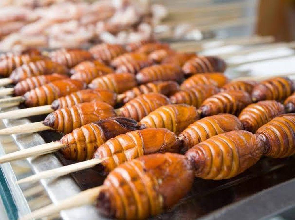 Gurih Krenyes! Serangga Bisa Jadi Makanan Enak di 5 Negara Ini