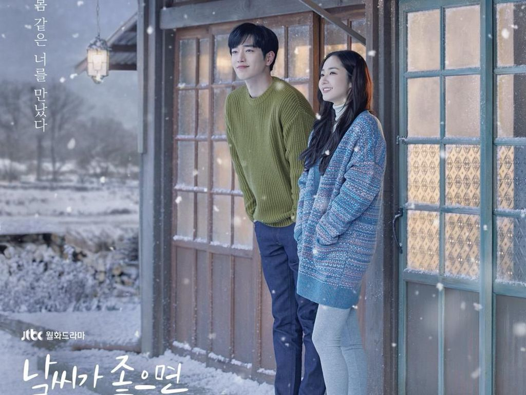 4 Alasan When the Weather is Fine Layak Tonton, Drakor Baru Park Min Young