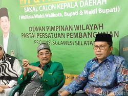 PPP Makassar Gelar Uji Kelayakan Calon Wali Kota-Wakil Wali Kota Makassar