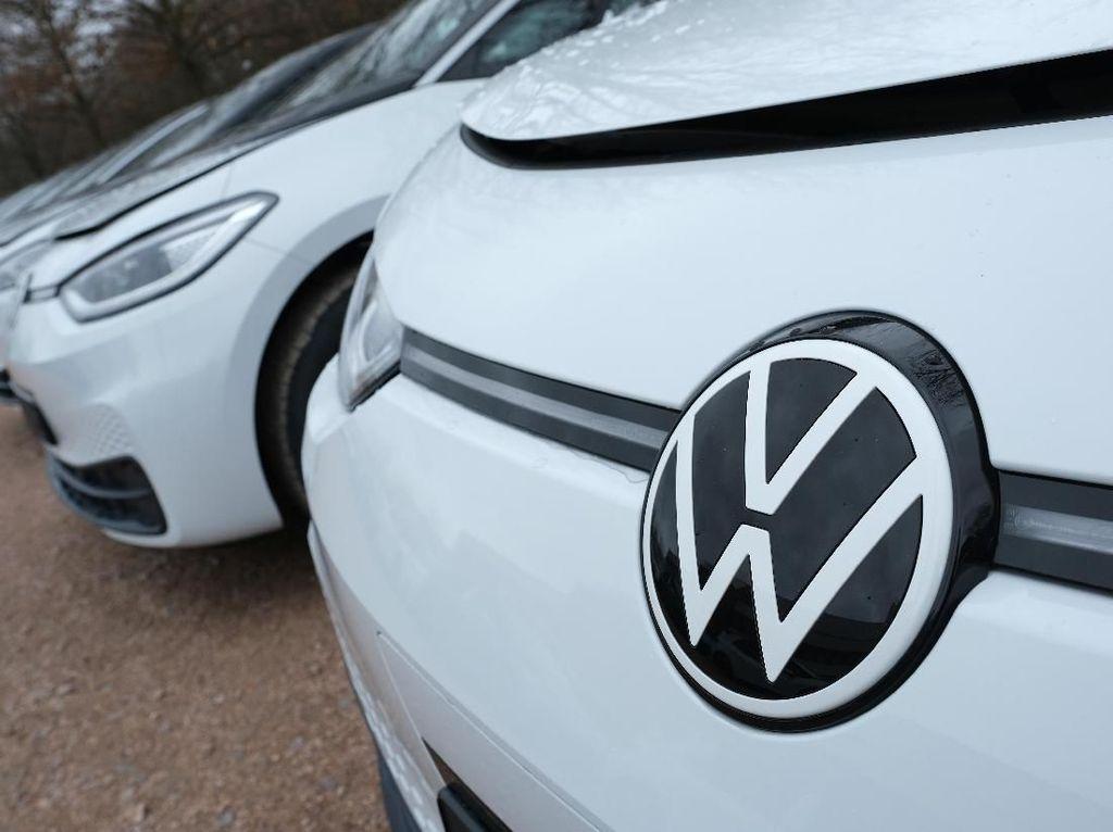 Ini Penampakan Mobil Listrik VW ID.4 Terbaru