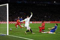 Babak I Chelsea Vs Bayern: Skor Masih 0-0