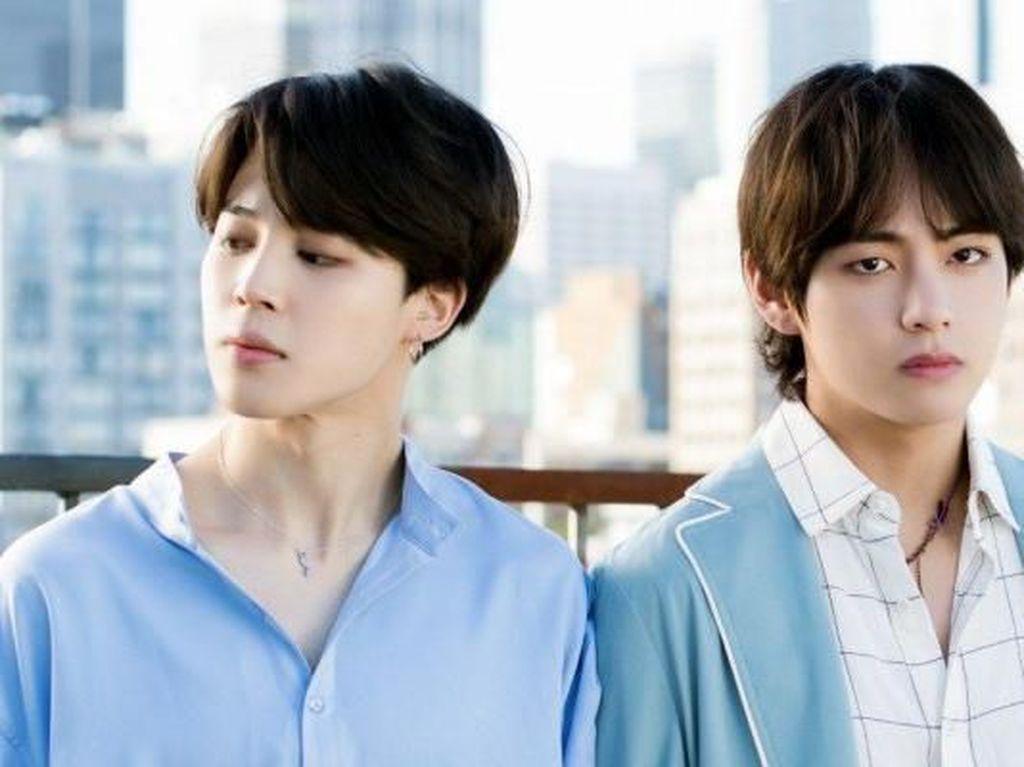 Dumpling Muncul di Lagu Duet Terbaru V dan Jimin BTS, Ini Sebabnya!