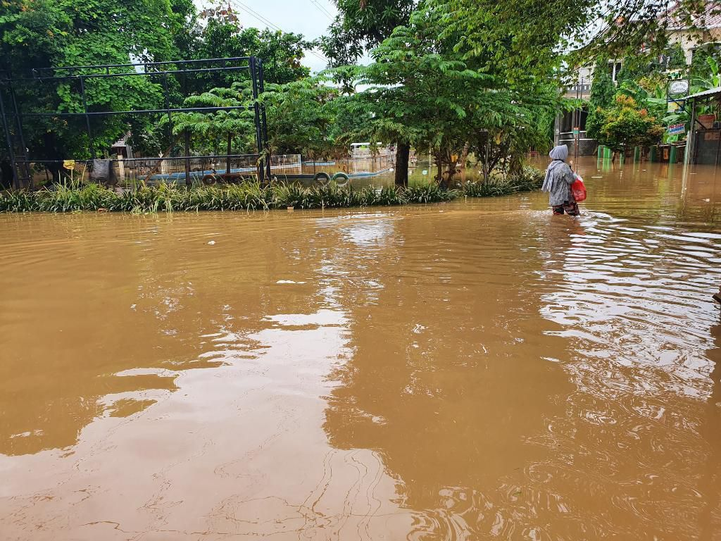 Penyebab Banjir di Bekasi Terungkap!
