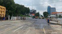 Jika Jalan Yos Sudarso Surabaya Dibuka, Ketabang Kali Kembali 2 Arah