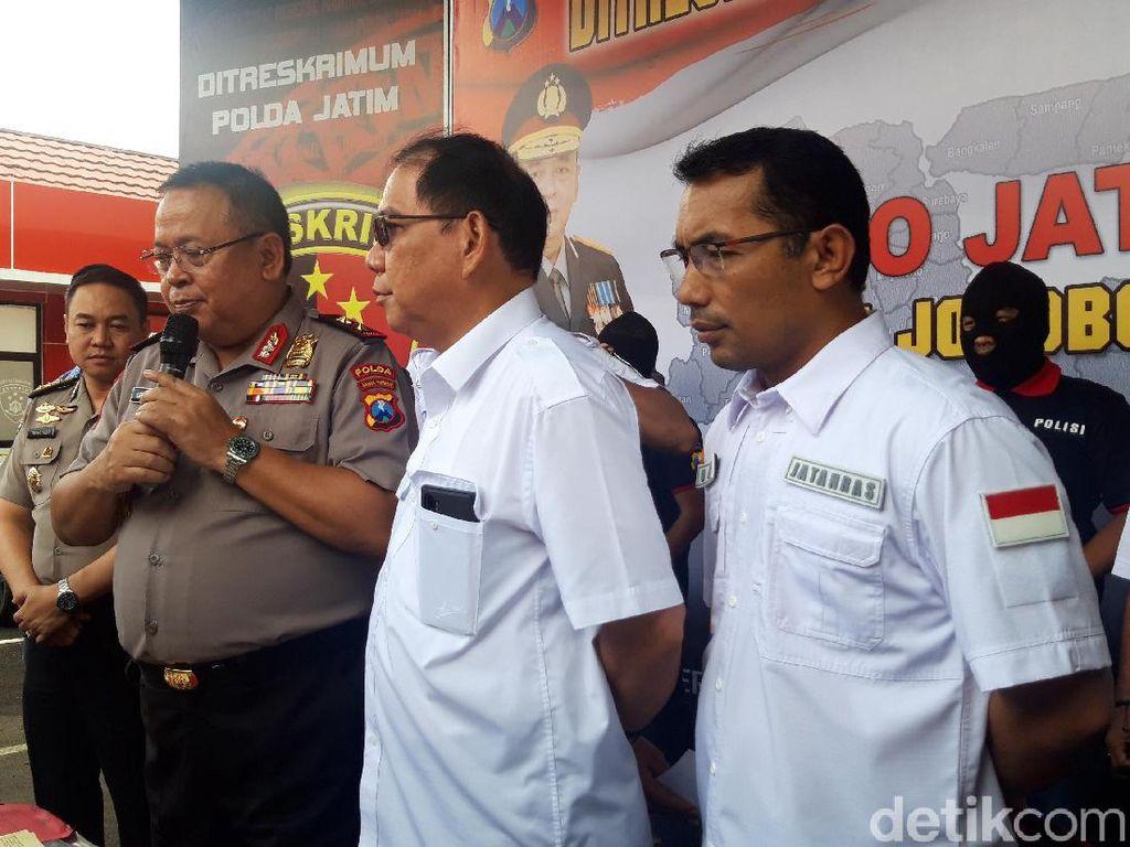 Pelaku Order Fiktif Gojek Dibekuk, Omzetnya Rp 400 Juta