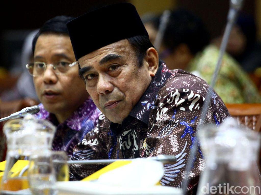 Menag Fachrul Razi Jadi Menteri Ketiga yang Terpapar Corona