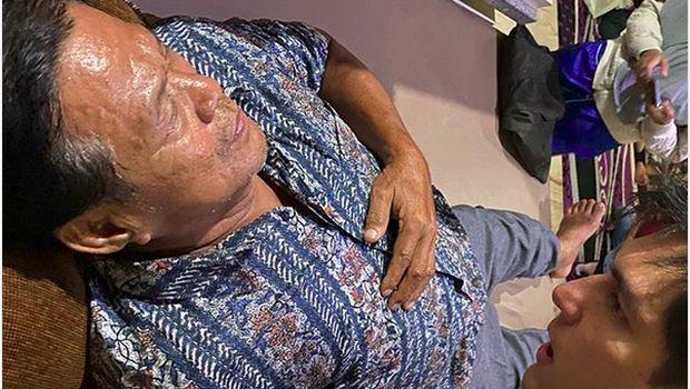 Begini Kronologi Kecelakaan Ayah Jessica Iskandar